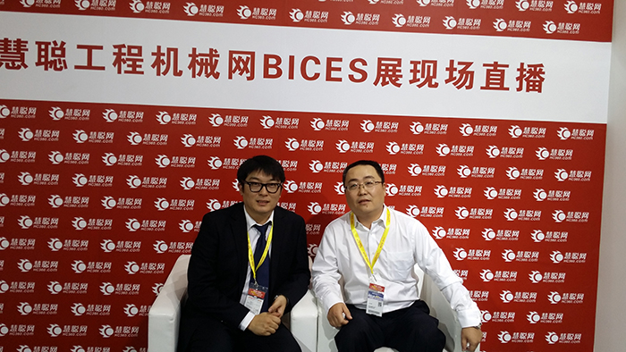 EcoFleet had been invited for an interview at BICES 2015